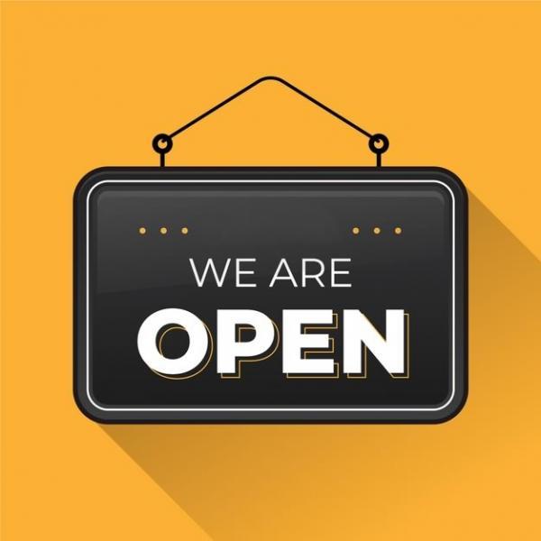 Lockdown Opening Hours
